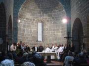 concert pour les rencontres de chants sacrés de bonarcado