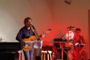 Claudio Gabriel Sanna et le Rall trio