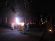 processions lumineuse - benetutti