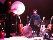 mirror drums - concert