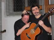 massimo laguardia et salvatore meccio - concert mirror drums