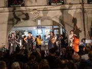 assurd quartet 2019 - Buskers Bern festival