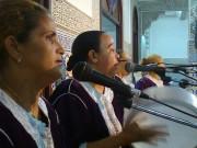 les b'net houariyiat lors d'un circoncision à marrakech (juin 2013)