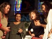 assurd feat. enza pagliara à patrimoine en musique - sept 2003 © denis hermitte