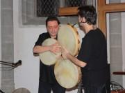 percussions à quatre mains