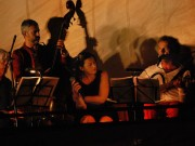 concert sur le port d'alghero - sept 2014 - photo piergiorgio annicchiarico