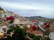 crépuscule - vue de la terrasse