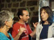 stage de polyphonie sarde en Ardèche animé par Luca Nulchis