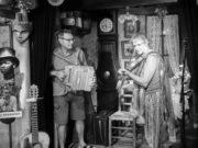 apéritif musical chez Lou Tarare avec Eliane et Christian