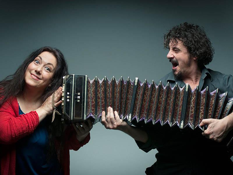 TANIDADES - Enza Prestia et Carlo Maever 800x600
