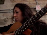 Tanidades - enza prestia guitare