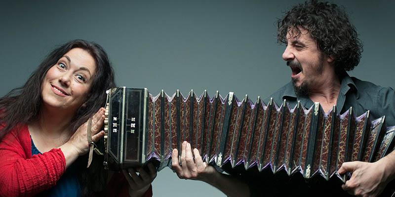 TANIDADES - Enza Prestia et Carlo Maever