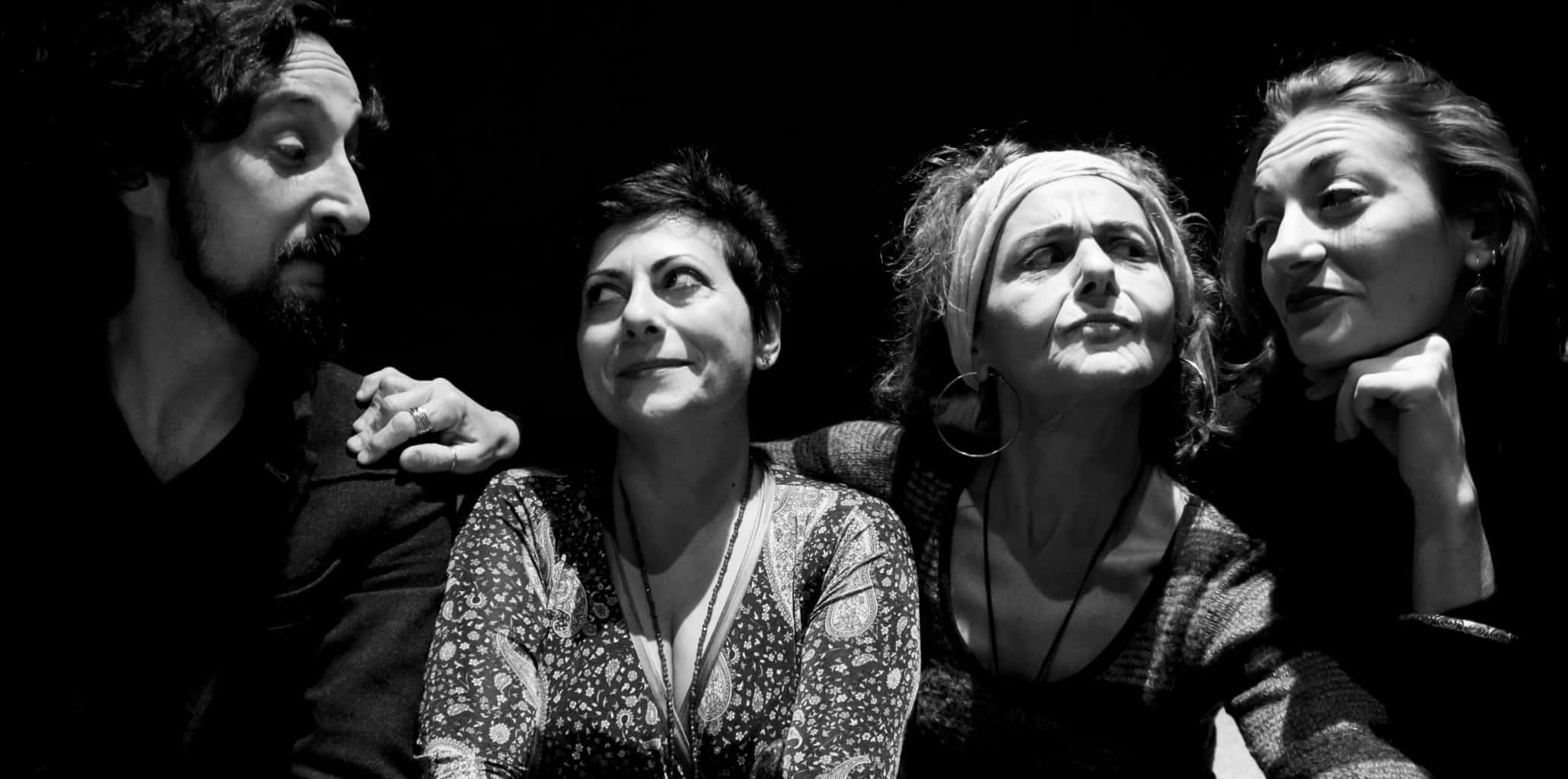 assurd, nouveau quartet avec Chiara Carnevale et Fulvio De Nocera