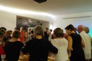 danse sarde accompagnée des launeddas