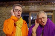 Makis et Christian imitent les chanteurs sardes