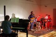 Claudio Gabriel Sanna - Rall Trio concert